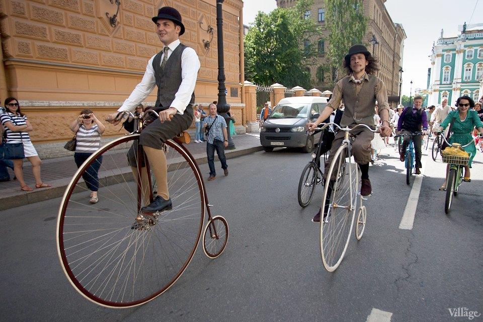 Люди в городе: Участники «Твидового вояжа» в Петербурге. Изображение № 28.