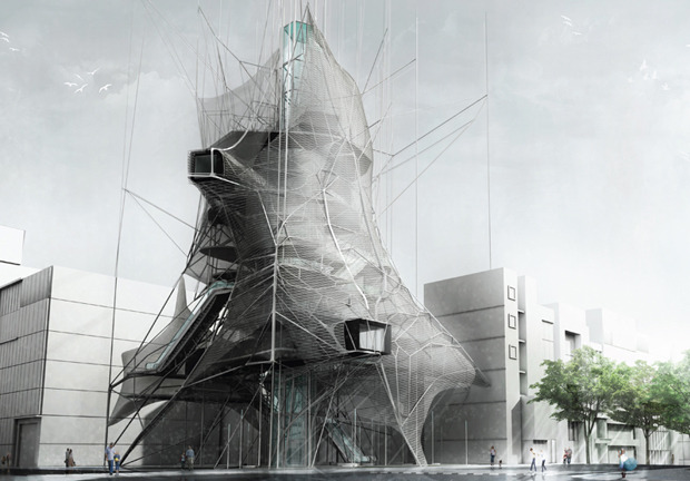 Дизайн от природы: Транспортные и архитектурные инновации в Японии. Изображение № 10.