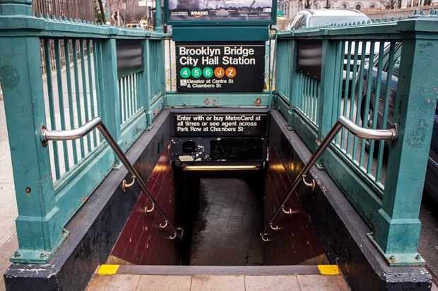 Как метро Нью-Йорка, Мельбурна, Сеула стало безопасным видом транспорта . Изображение № 1.