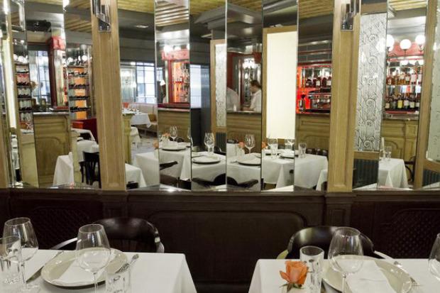 На месте ресторана The Most открылось заведение Александра Мамута . Изображение № 2.