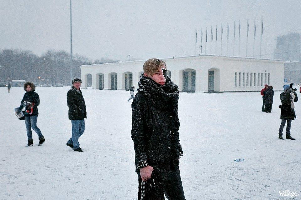 Люди в городе: Посетители концерта Lady Gaga в Москве и Петербурге. Изображение № 20.