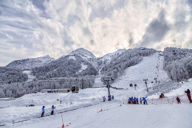 Где заниматься зимними  видами спорта. Изображение № 1.