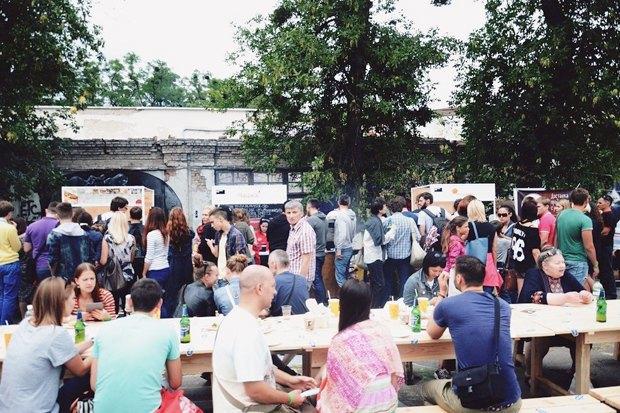 Есть везде: Гид по четвёртому фестивалю pop-up ресторанов. Зображення № 1.