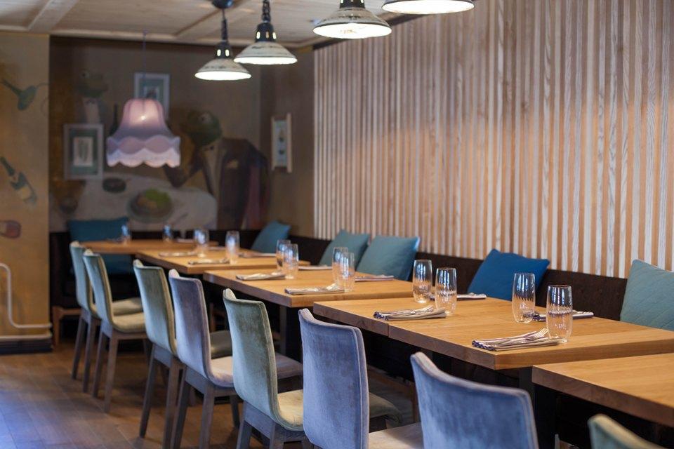Ресторан Food Embassy . Изображение № 19.