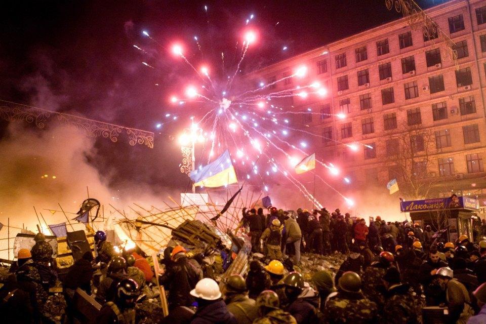 Штурм Майдана. Изображение № 9.