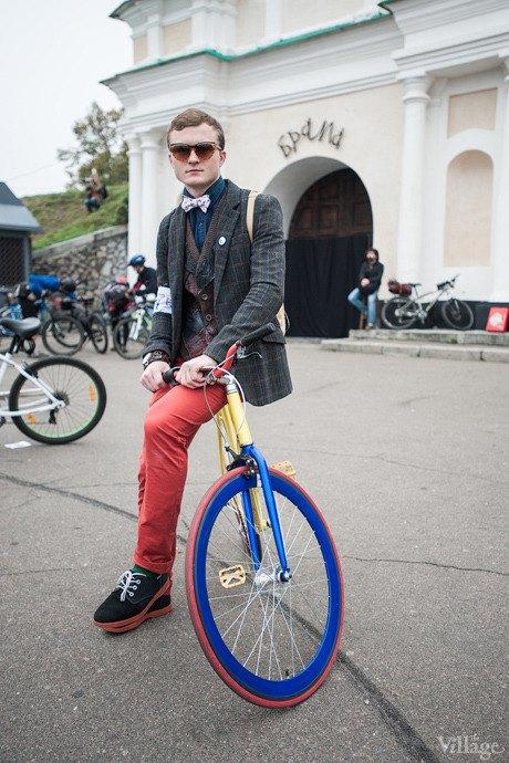 Second Time: В Киеве прошёл второй велокруиз в стиле ретро. Изображение № 77.