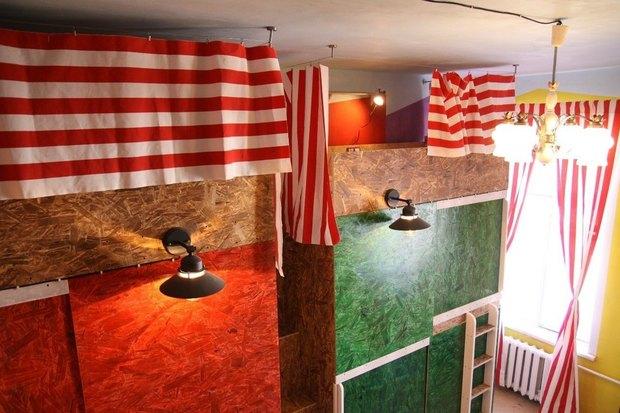 На улице Марата открылся хостел Burano. Изображение № 2.