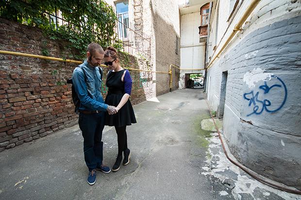 Вторая Poloвинка: Йен Левин и Соня Плакидюк. Изображение №22.