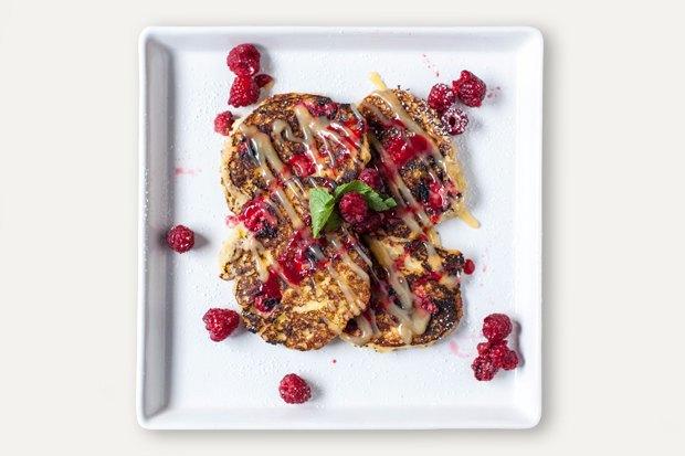 Завтраки дома: Американские блинчики . Изображение № 6.