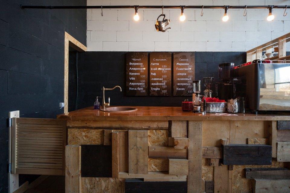 Кофейня Coffee3 влофте Contour . Изображение № 6.