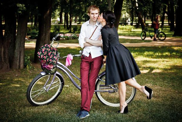 Люди в городе: Участницы парада «Леди на велосипеде». Изображение № 17.