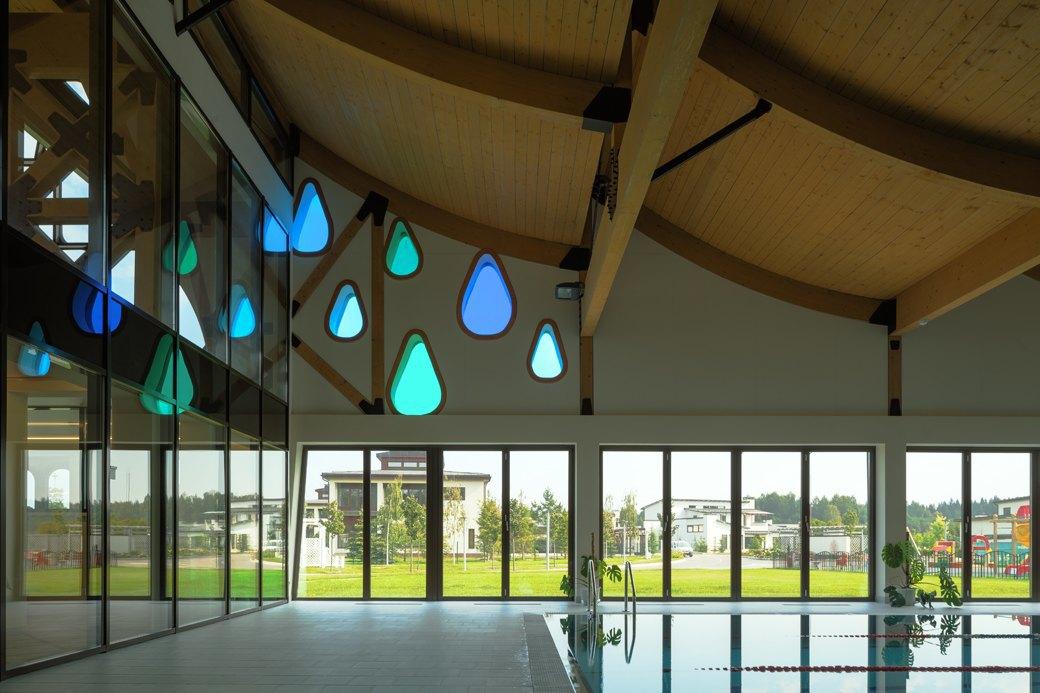 Как выглядит арт-объект Waves— первый дом попроекту Гаэтано Пеше вРоссии. Изображение № 5.
