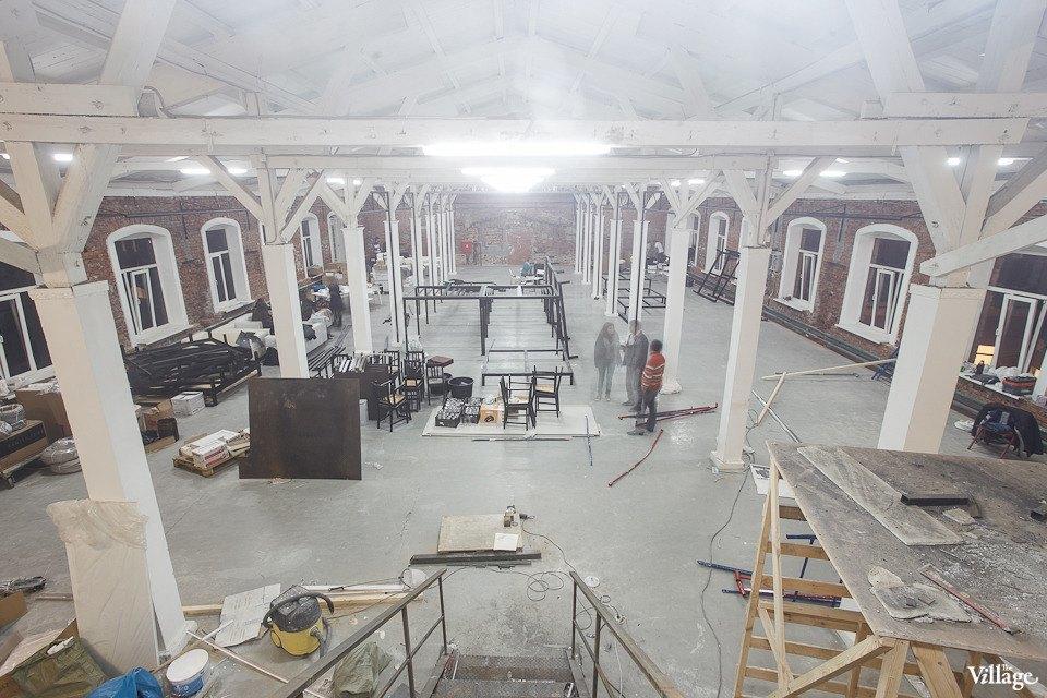 Новый театр: Творческая площадка «Скороход» до открытия. Изображение № 6.