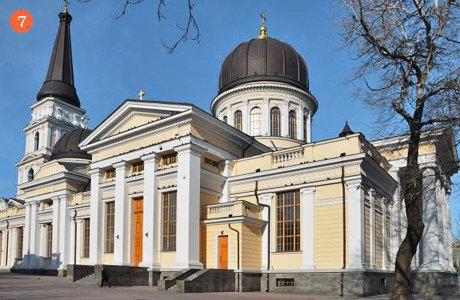 Выход в город: 3прогулочных маршрута по Одессе. Изображение № 27.