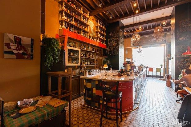 Новое место: Ресторан «Марчелли's» на Невском . Изображение № 5.