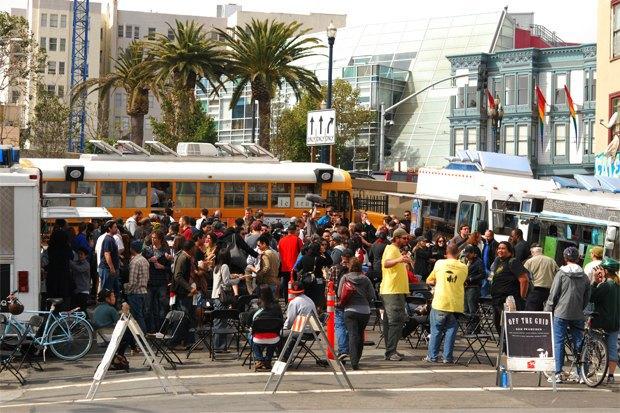 Как фестиваль фургонов с едой помогает выжить мобильным кафе в Сан-Франциско. Изображение № 11.