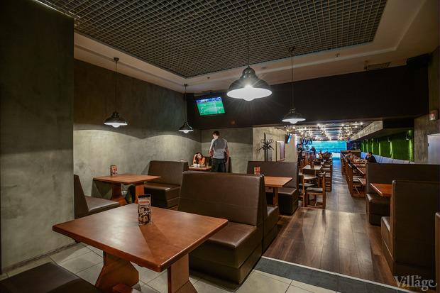 Новое место (Киев): Чураско-бар Pivbar Beer & Beef. Изображение №1.