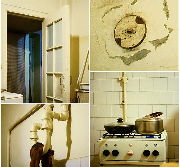Изображение 31. Общественное пространство: московские коммунальные квартиры.. Изображение № 4.