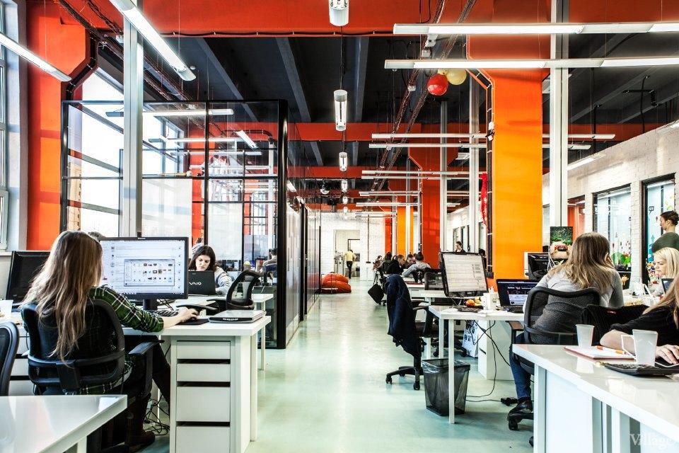 Избранное: 9 офисов виндустриальном стиле . Изображение № 2.
