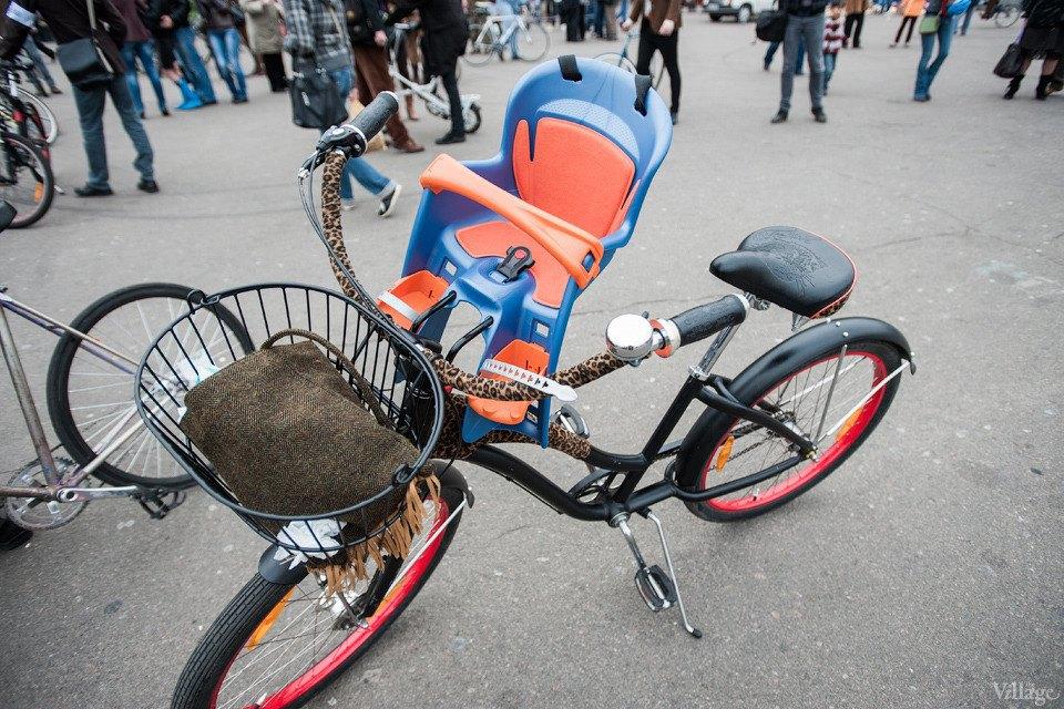 Second Time: В Киеве прошёл второй велокруиз в стиле ретро. Изображение № 8.
