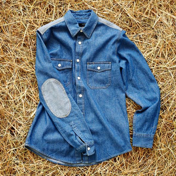 Вещи недели: 15 джинсовых рубашек. Изображение №6.