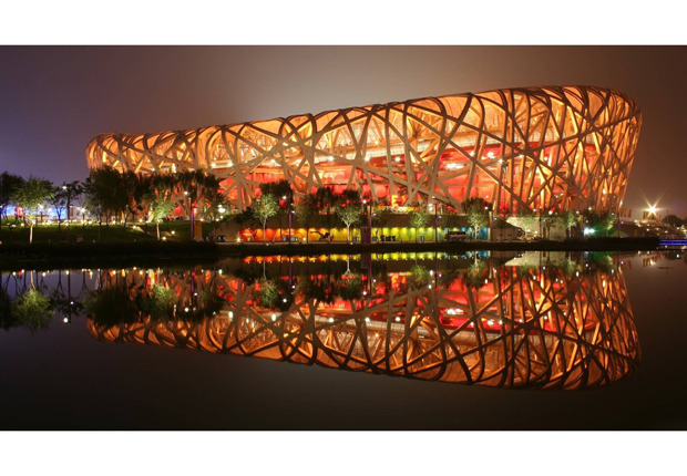 Дизайн от природы: «Зеленое» топливо и олимпийский стадион в Пекине. Изображение № 9.