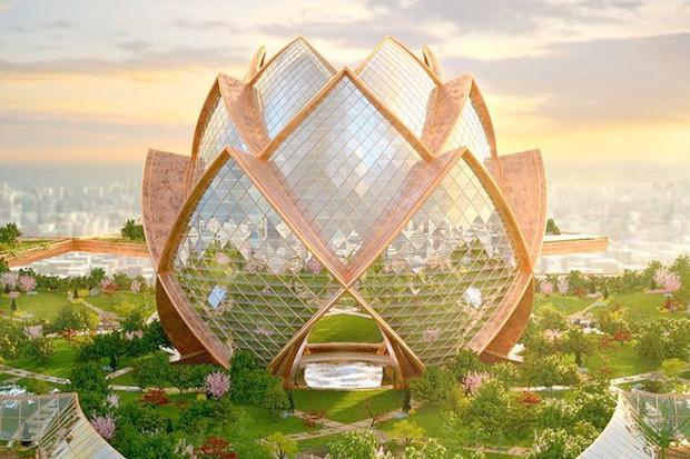 Иностранный опыт: 8 фантастических городских проектов. Изображение № 25.