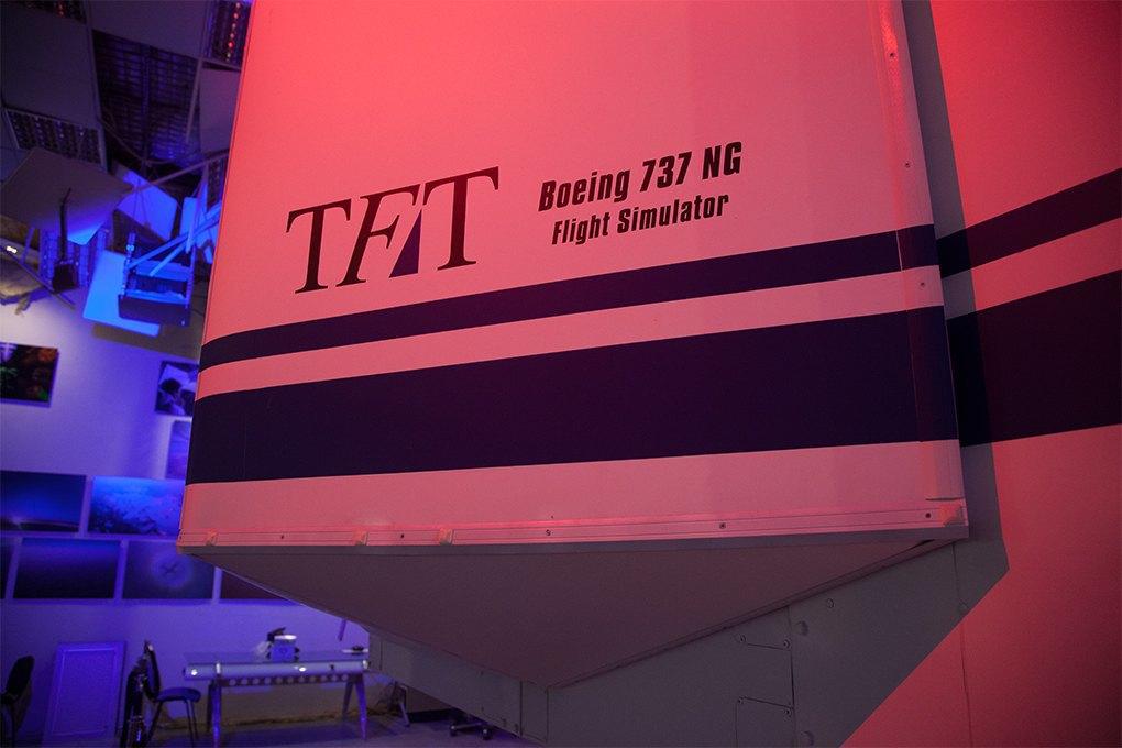TFT.aero: Авиасимулятор для рекламы. Изображение № 2.