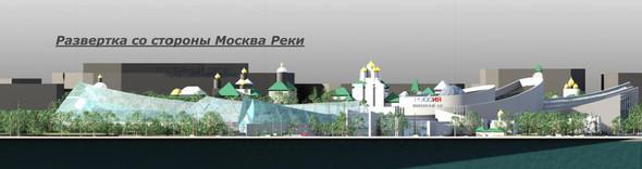 Москомархитектура выбрала 118 проектов парка в Зарядье. Изображение № 32.