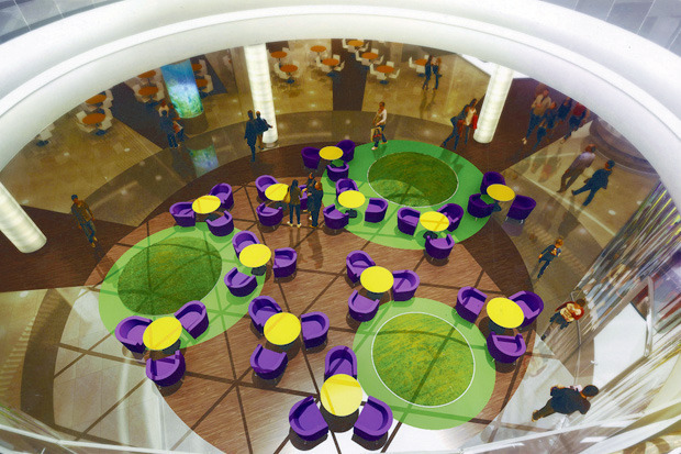 Ocean Plaza: Каким будет крупнейший торговый центр в Украине. Зображення № 16.