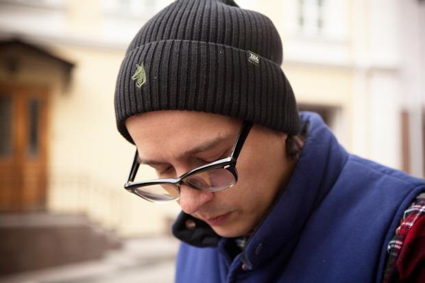 Внешний вид: Дмитрий Оскес, куратор исоорганизатор Faces&Laces. Изображение № 2.