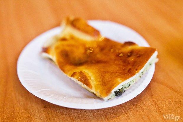 Пирог с картошкой и грибами — 35 рублей. Изображение № 10.