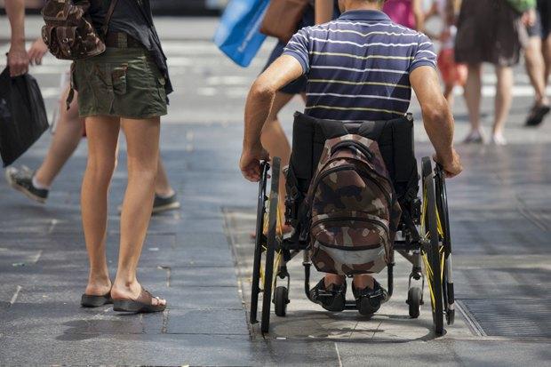 Нет оргазма инвалиды колясочники