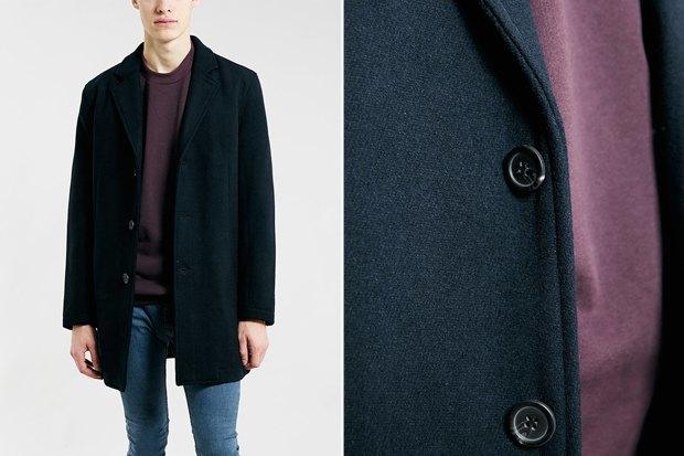 Где купить мужское пальто: 9вариантов от 4до 55тысяч рублей. Изображение № 4.