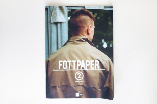 Магазин на бумаге: Газета FOTT. Изображение № 2.