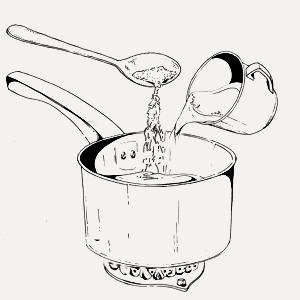 Завтраки дома: Гурьевская каша изкафе «Булка» . Изображение № 5.