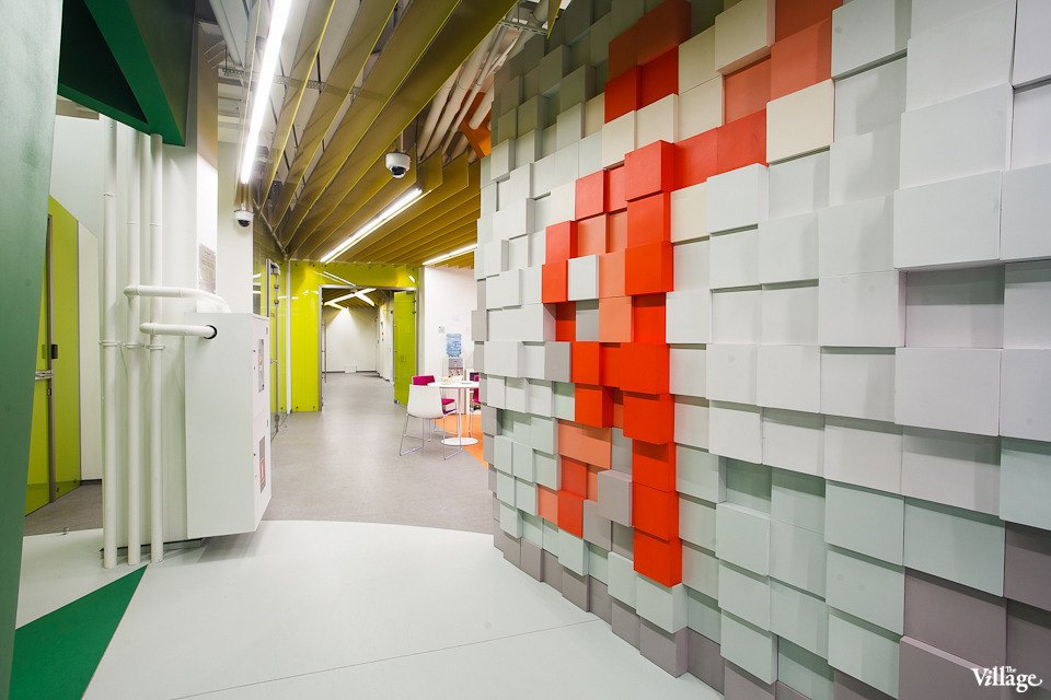 Офис недели (Петербург): «Яндекс». Изображение № 39.