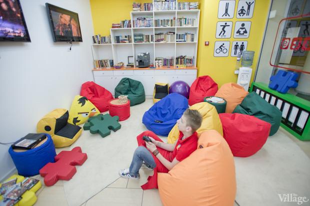 Новое место (Киев): Smart cafe BiblioTech. Зображення № 41.