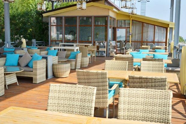 Новые места (Одесса): 5 ресторанов, баров и пляжных клубов. Зображення № 13.