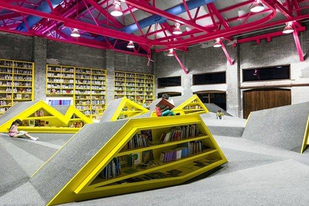 5 идей для городских библиотек. Изображение № 1.