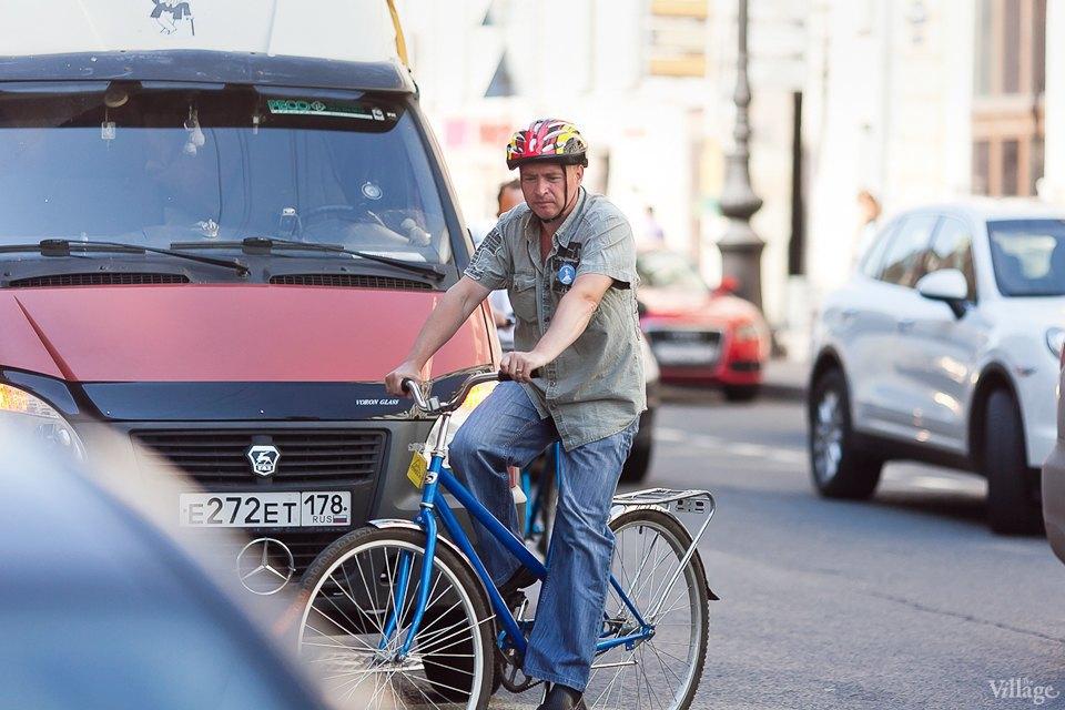 Где наши мигалки: Как петербургские депутаты пересели на велосипеды. Изображение № 7.