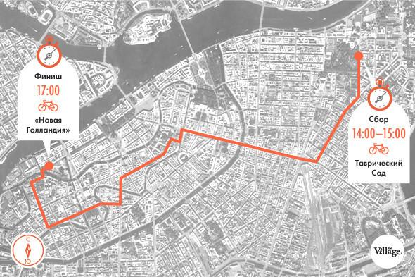 Велопробег «За велогород» пройдёт 1 июля. Изображение № 1.