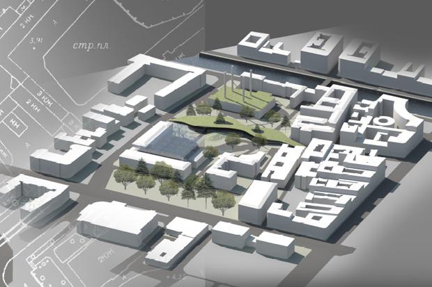 10 проектов квартала около Витебского вокзала . Изображение №33.