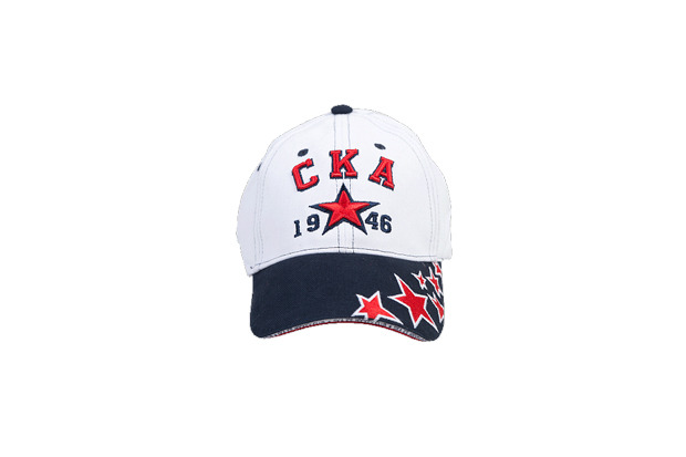 Бейсболка — 500 рублей в интернет-магазине СКА. Изображение № 2.