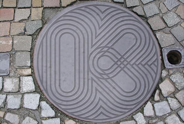 Первые варианты официального логотипа Киева появились в интернете. Зображення № 23.