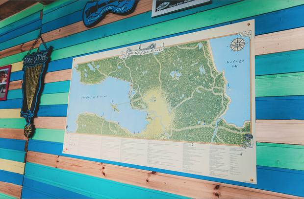 Петербуржец создал карту мест длякайтинга ивейкбординга . Изображение № 3.