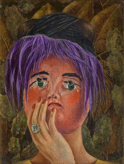 Фрида Кало вМузее Фаберже: главные факты икартины. Изображение № 4.