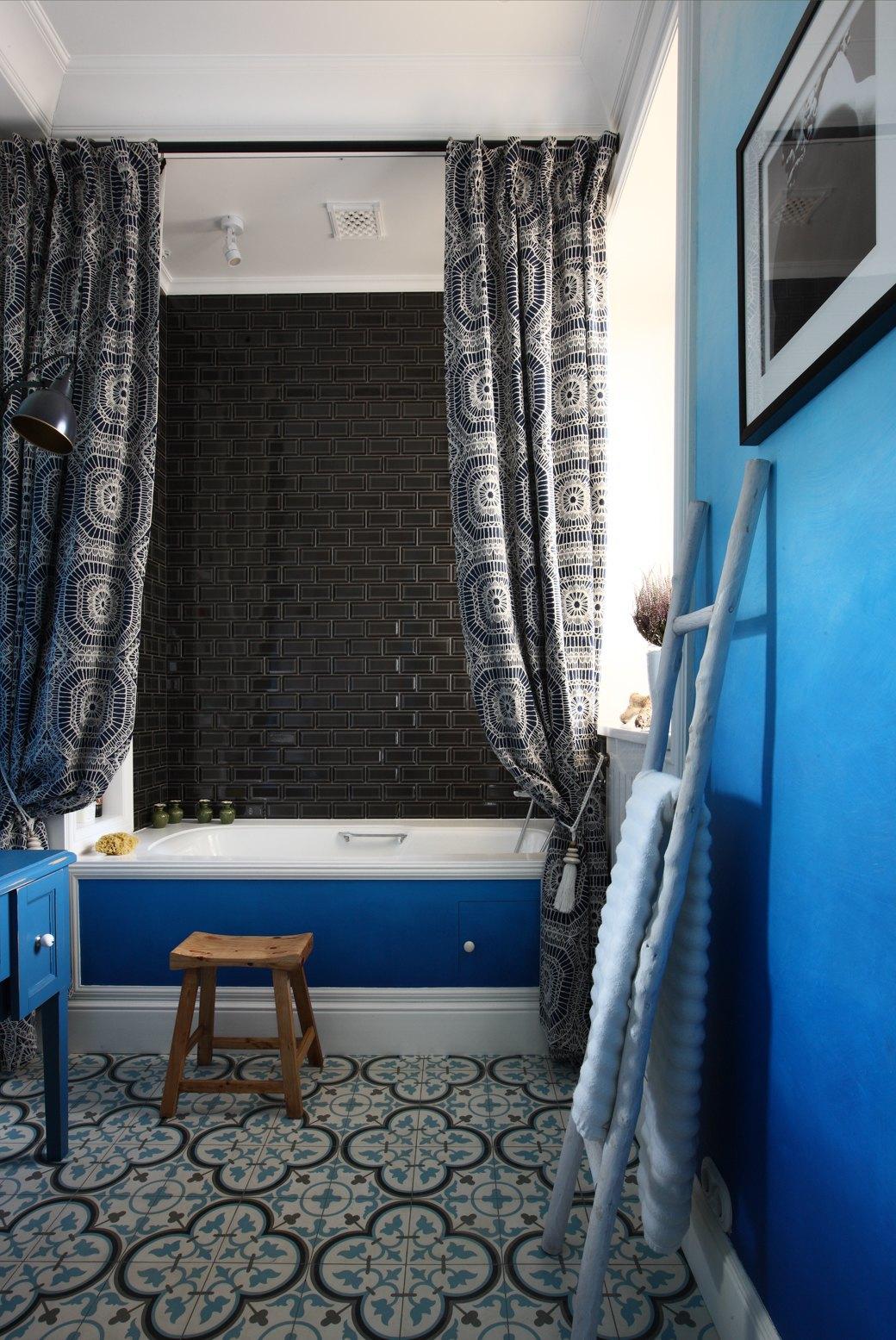Просторная квартира на Цветном бульваре сбалийскими мотивами. Изображение № 17.