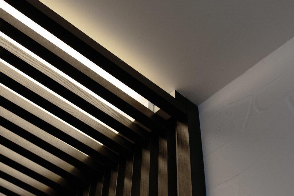 Трёхкомнатная квартира сэклектичным интерьером. Изображение № 8.