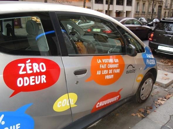 Иностранный опыт: Прокат электромобилей в Париже. Изображение № 15.